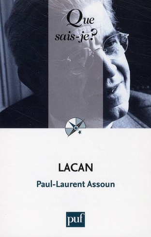 LACAN (2ED) QSJ 3660 ASSOUN PAUL-LAURENT PUF